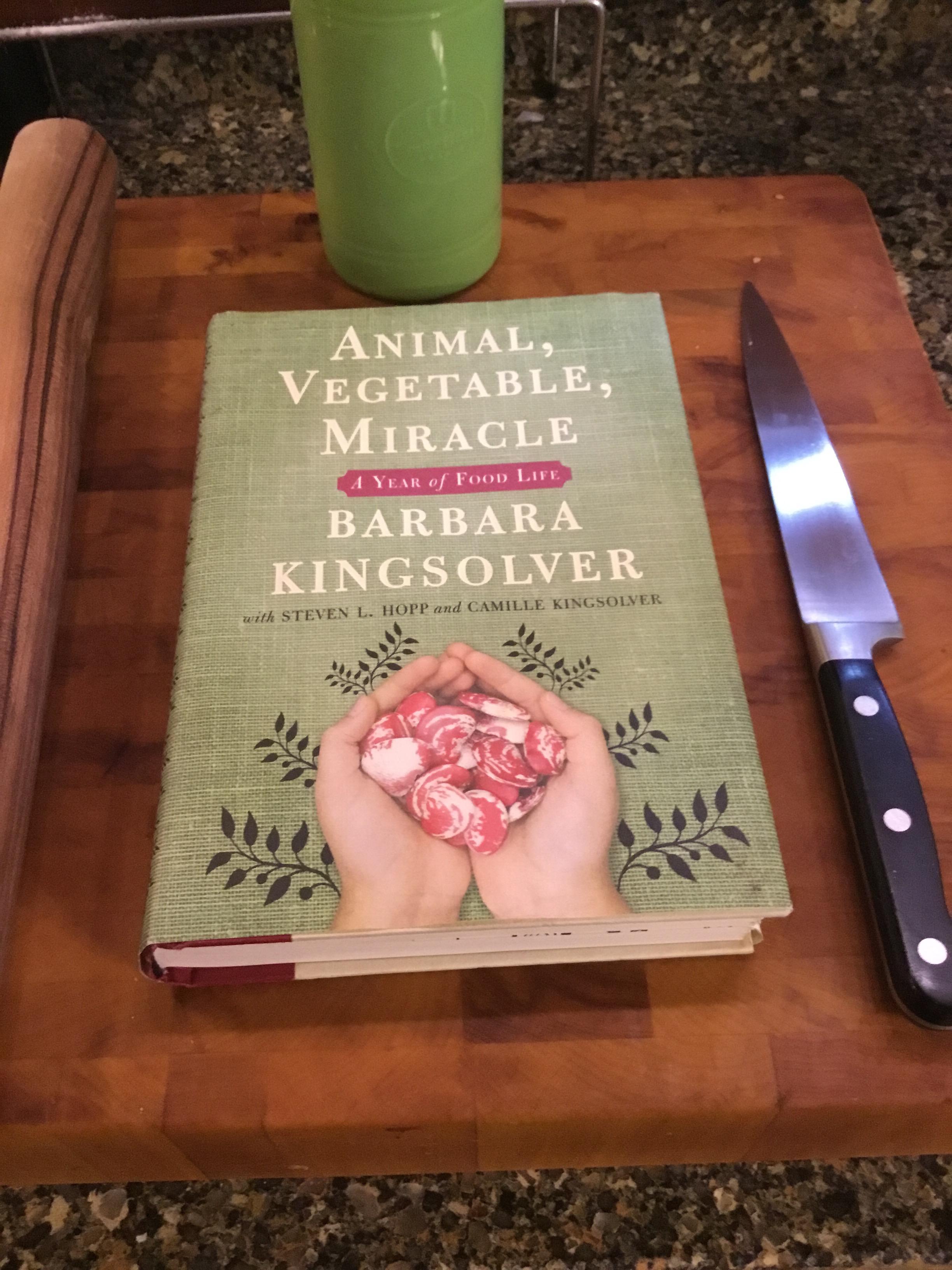 Kingsolver Book