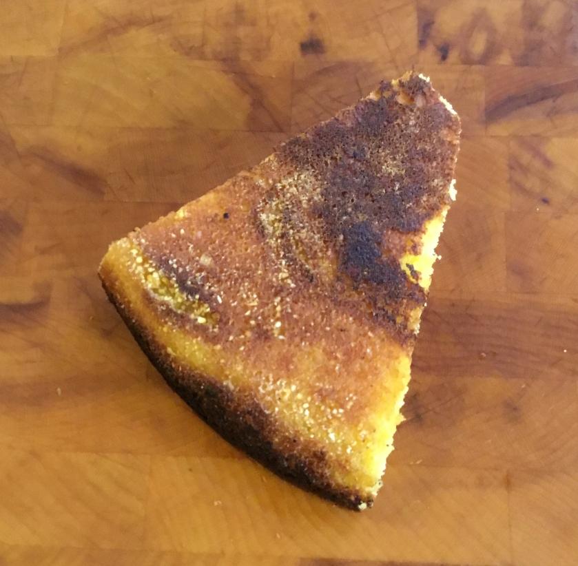 Corn Meal bread